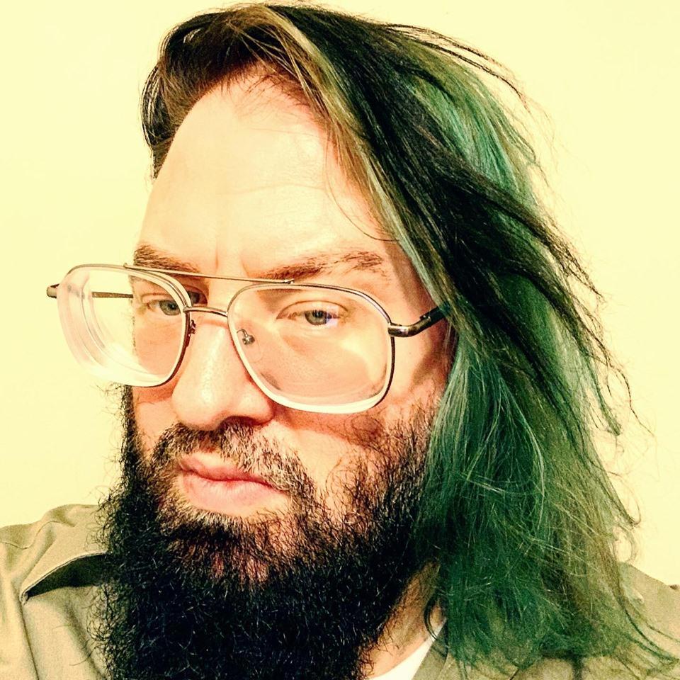 photo of Mike Textbeak